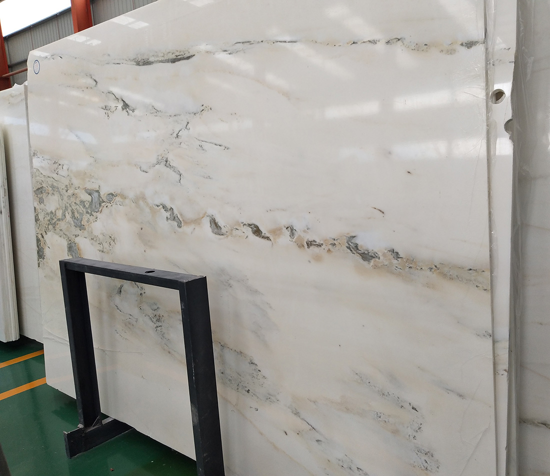 Natural White Marble China White Slabs