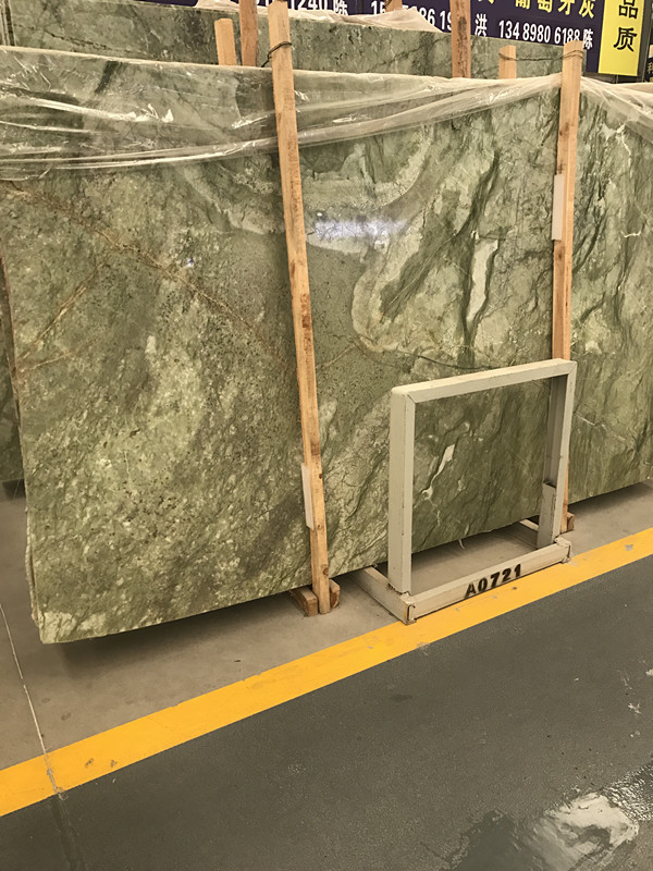 Ming Green Marble  China green marble