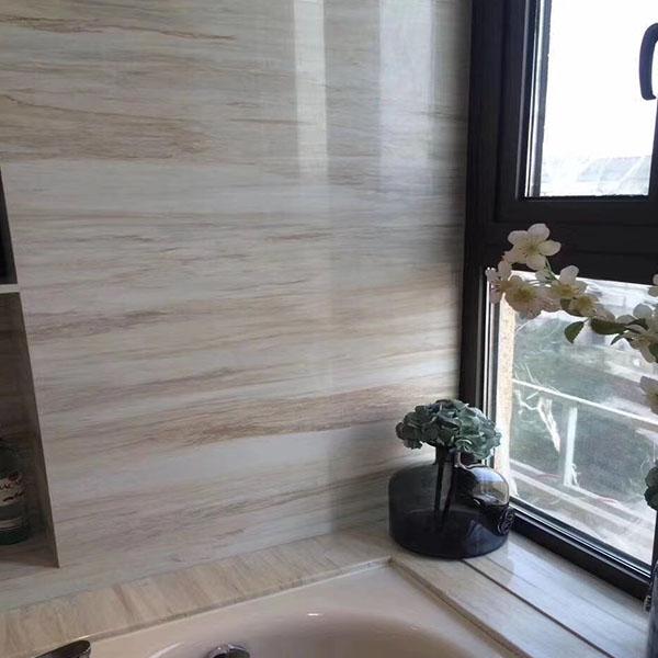 Eurasian wood grain marble