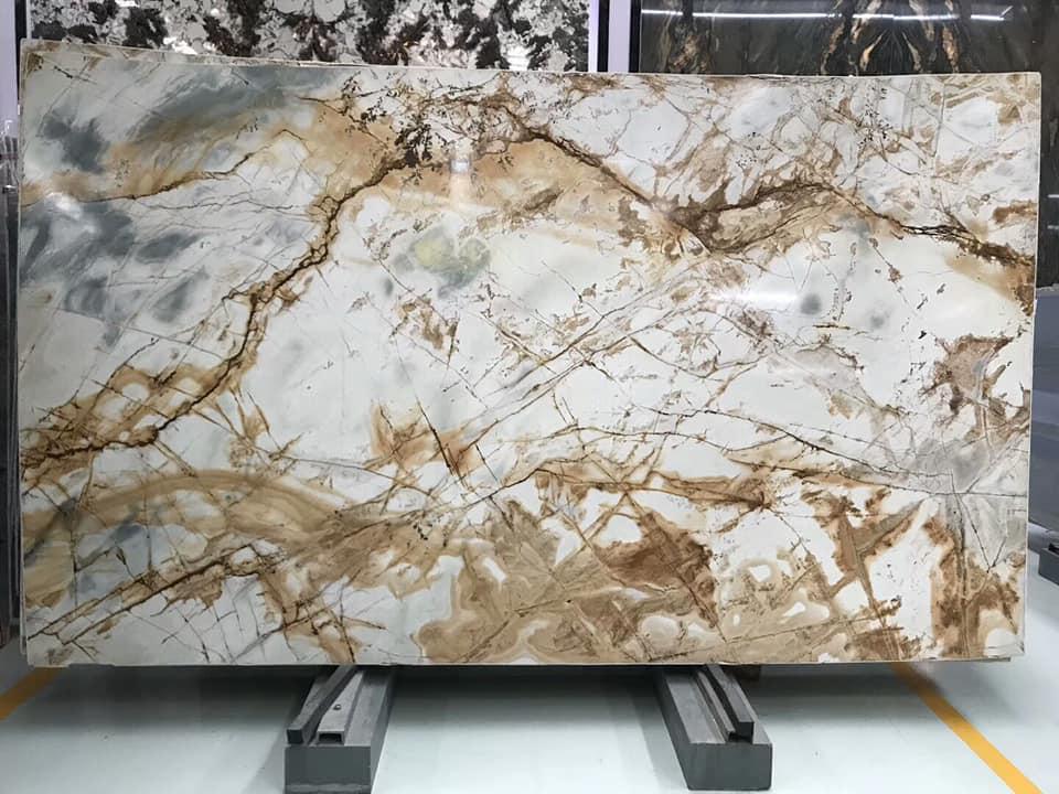 Rome impression stone