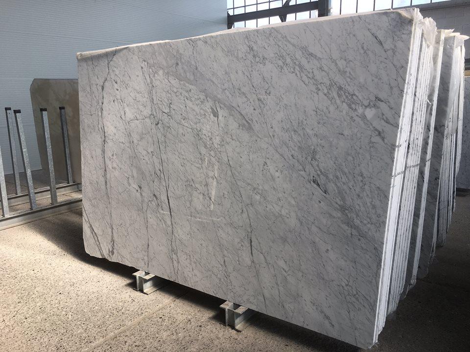 White Carrara Venatino Marble