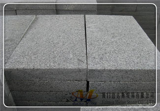 Padang Dark G654 Granite Tiles