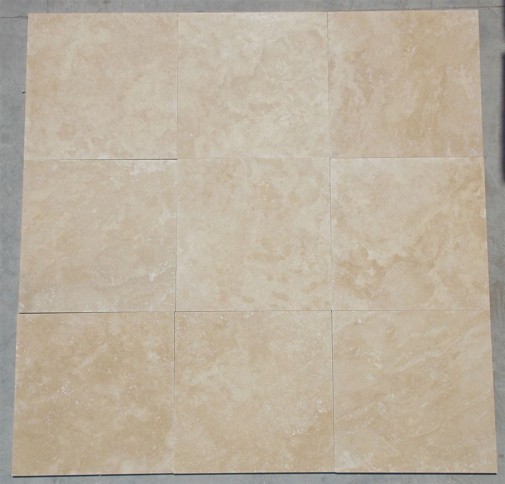 Travertine Tile Extra Light hf