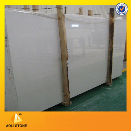 Cheap solid surface Artificial stone slabs