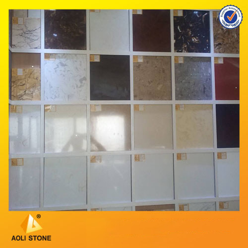 Solid surface Artificla marble tile