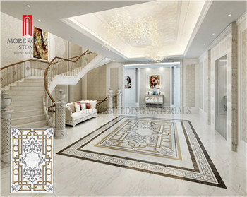 Foshan Volakas White Porcelain Tiles Ceramic Tile Price