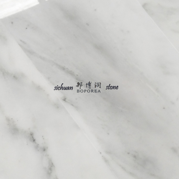 Cheap price  white marble tile