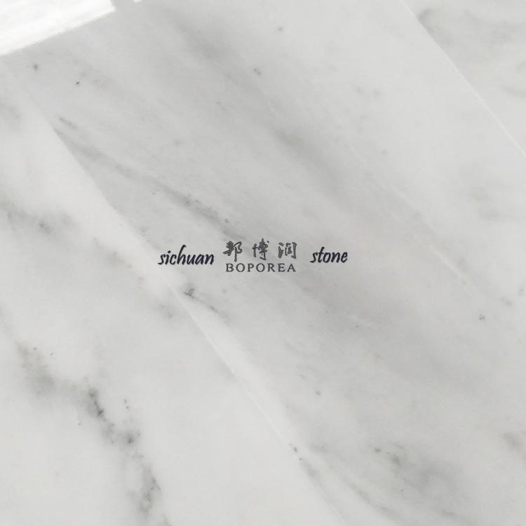 Cheap price  white marble tile