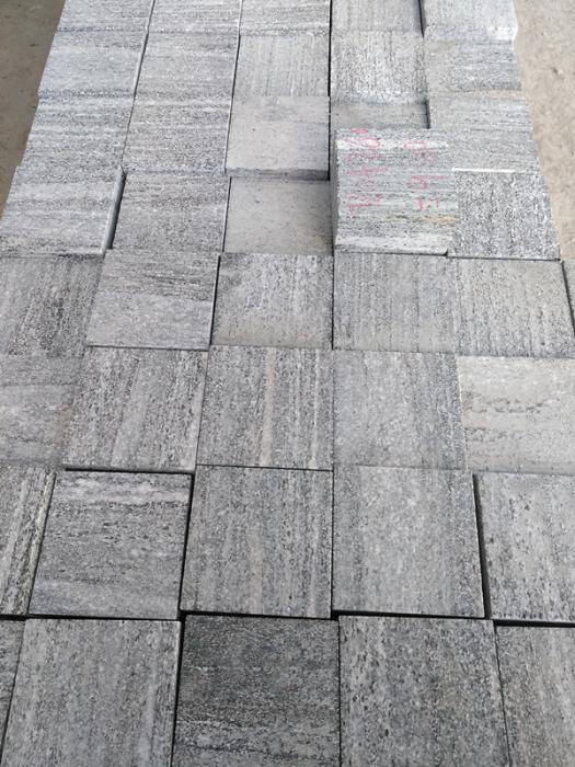 Mountain Green Granite Cubestones
