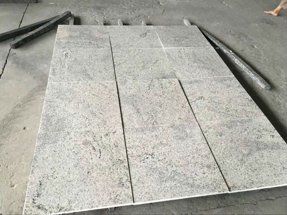 New Kashmir White Granite Tiles