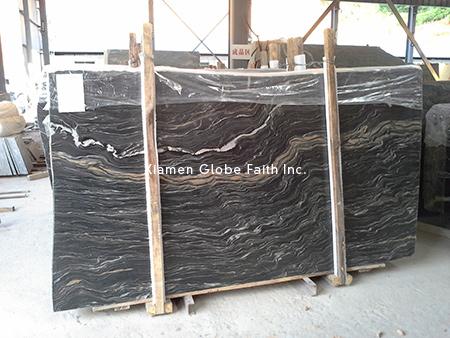 green fantasy marble slabs