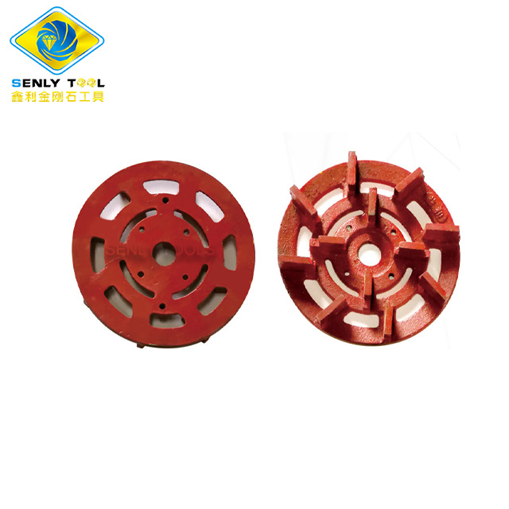 Granite Diamond Bonded Polishing Grinding PlateDisc