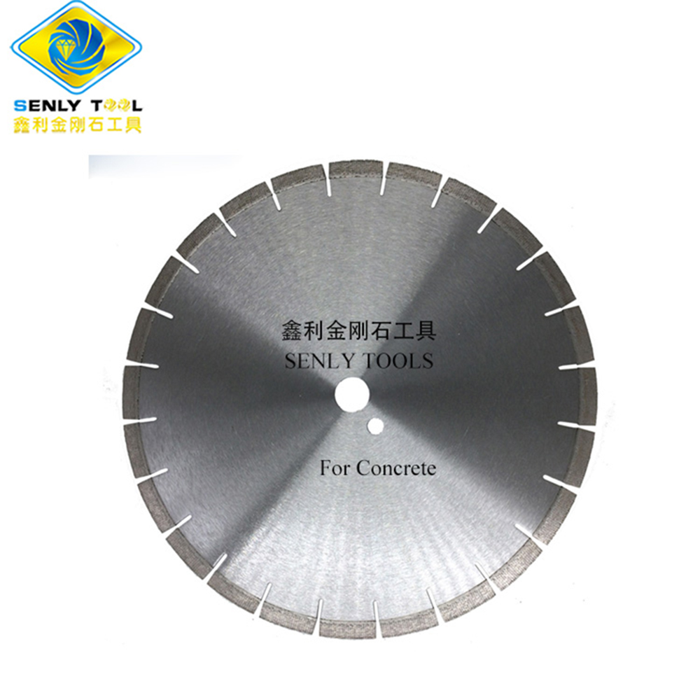 Reinforced Concrete  Diamond Cutting Cutter Saw Blade Sawblade