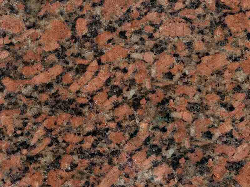 Dark Red Aswan Egyptian Granite