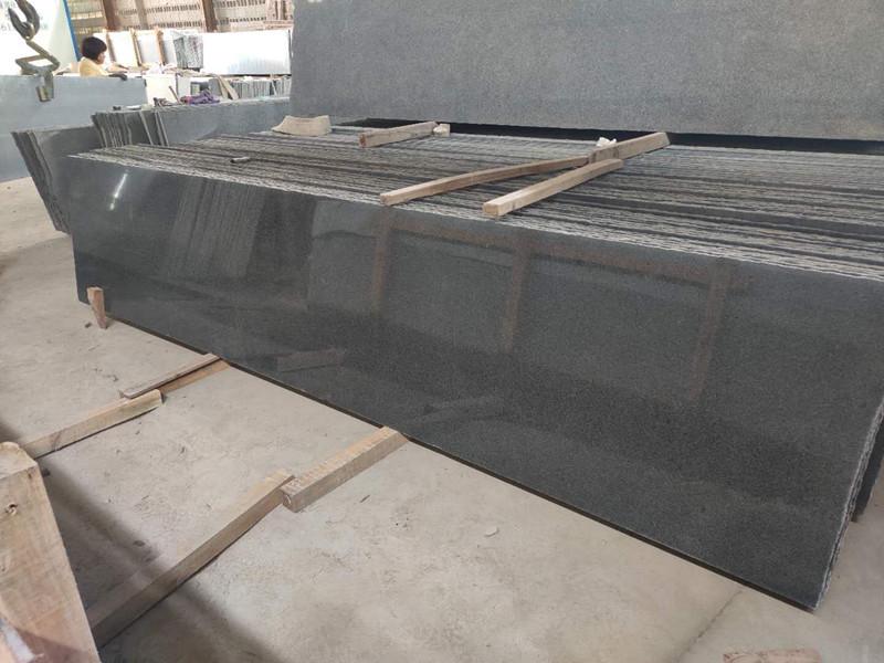 G654 Slab Polished Grey Granite Slabs