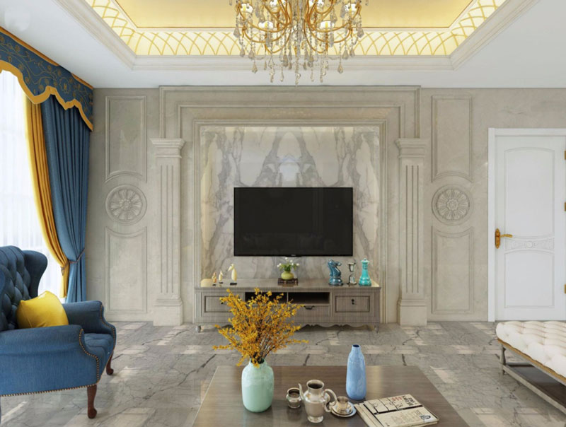 Calacatta White Marble Tiles Origin Italy