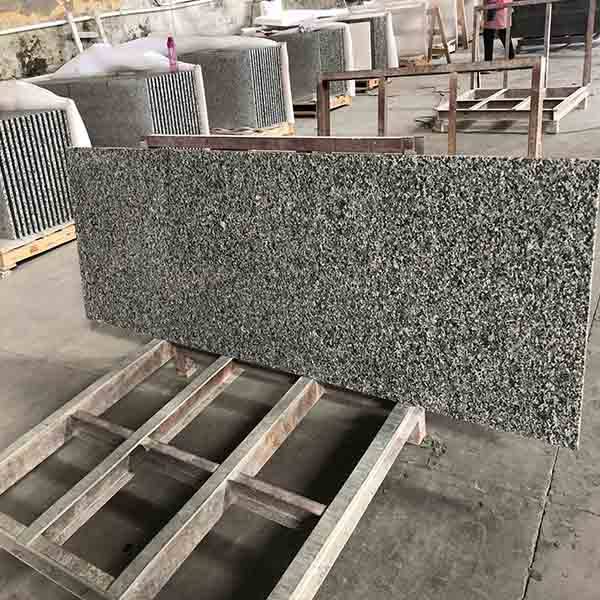 China Swan White Granite Kitchen Top