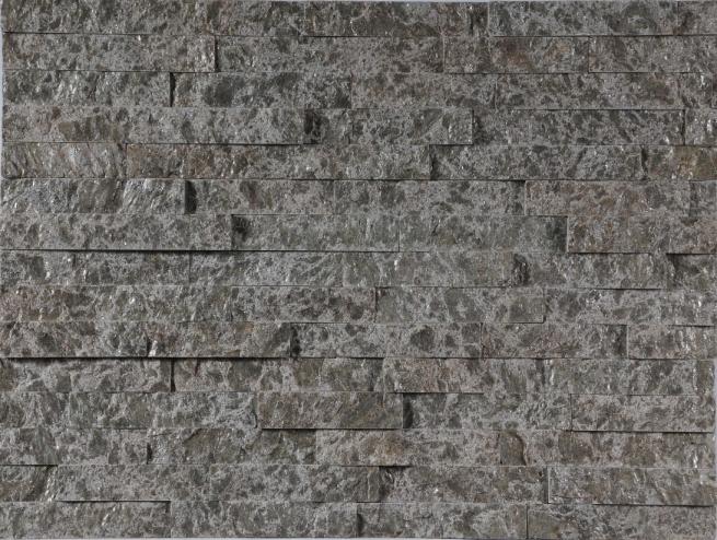 Scale culture stone panel