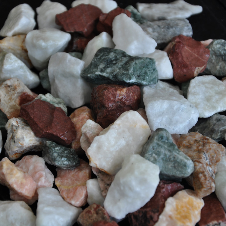 Good Quality Gs-014 Mixed Gravel Stone
