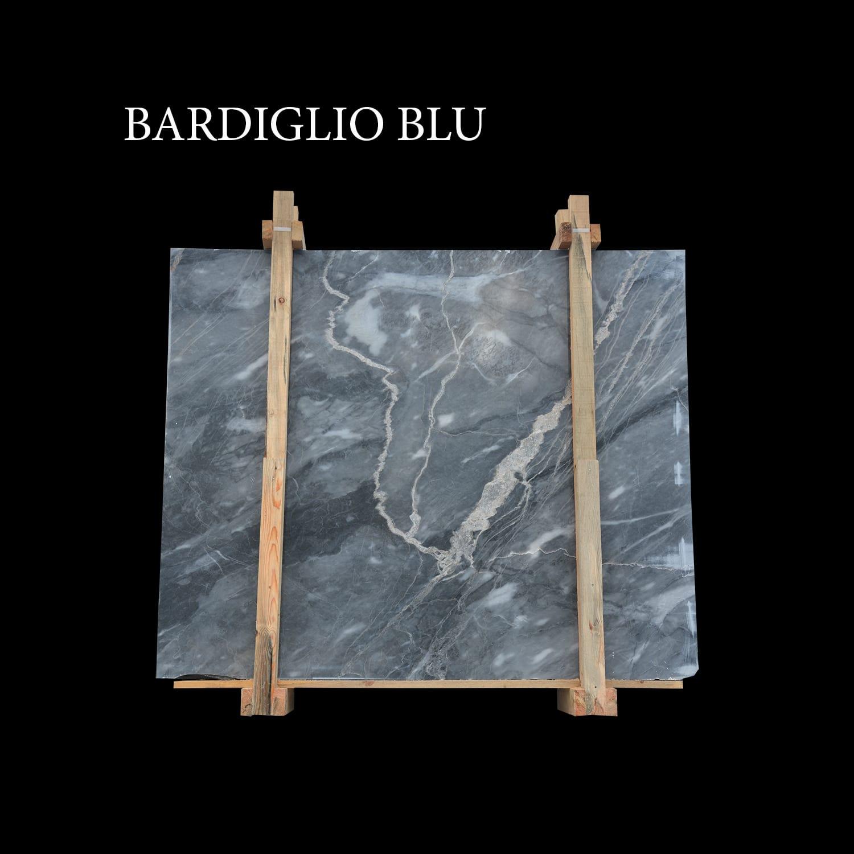 Afyon Grey Marble Bardiglio Blue Slabs