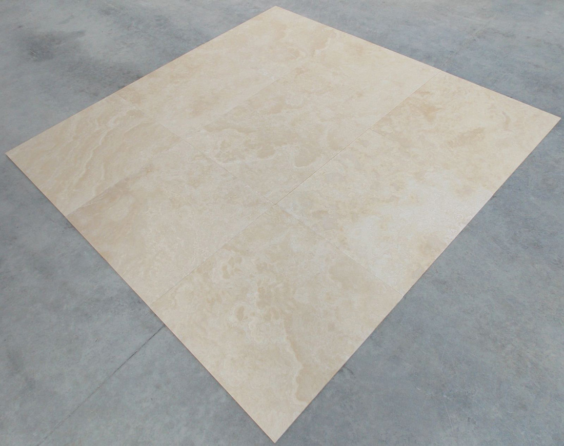 Travertine Tile Extra Premium Light hf