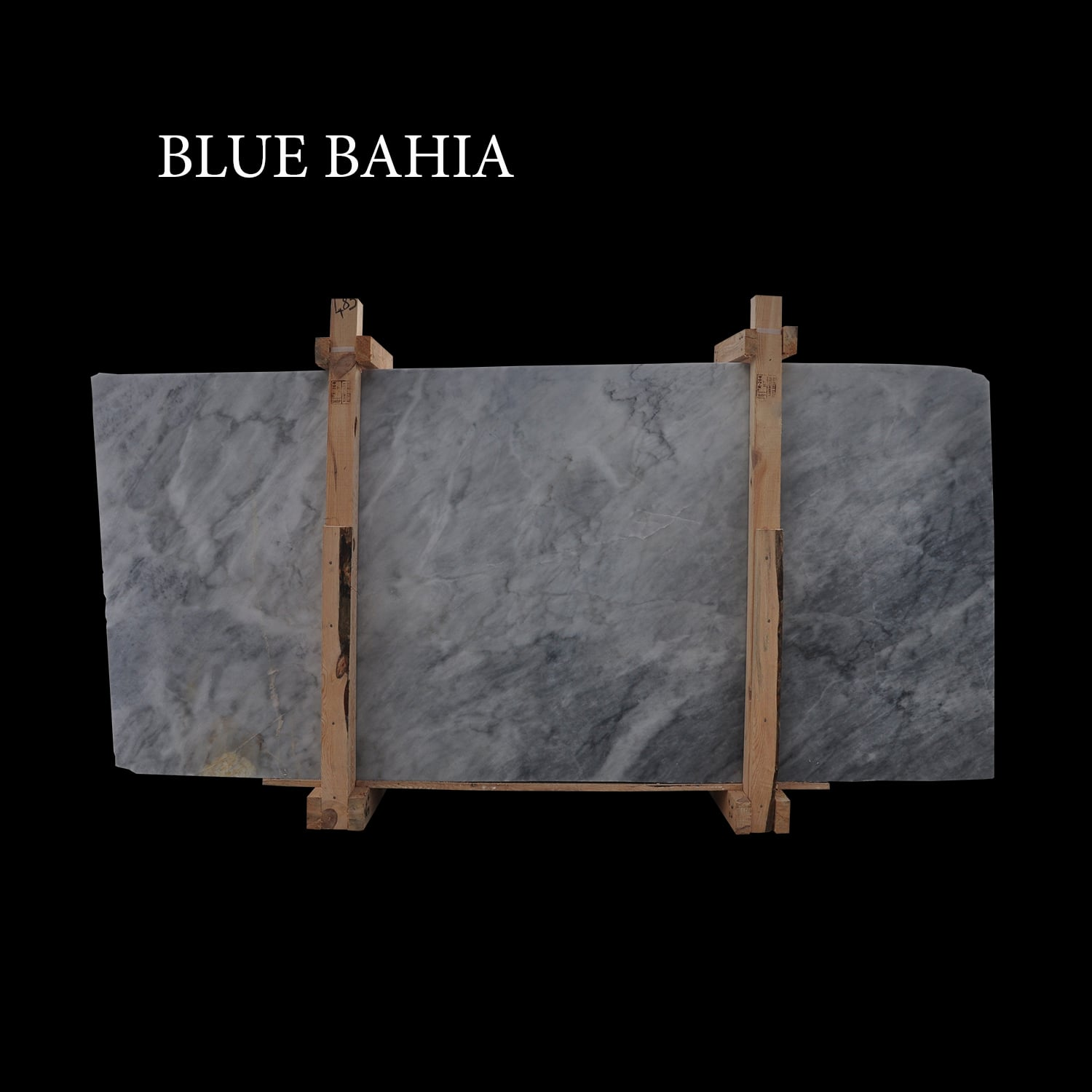 Afyon Grey Marble Blue Bahia Slabs