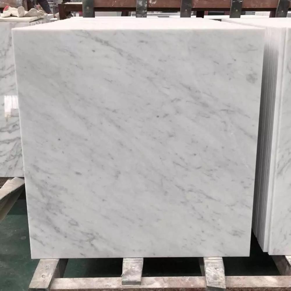 Carrara White Tiles & Slabs