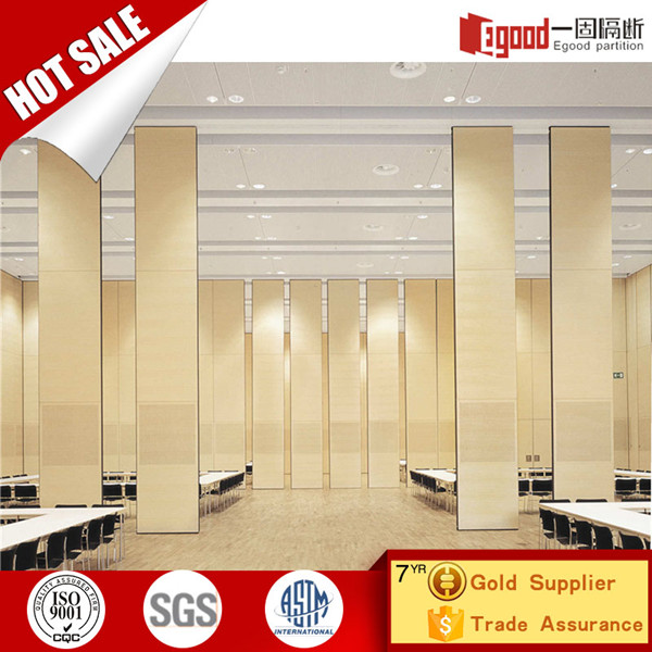 Customized Acoustic Movable Partition Wall