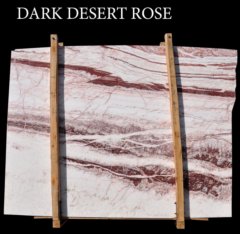 Dark Desert Rose Onyx Slabs
