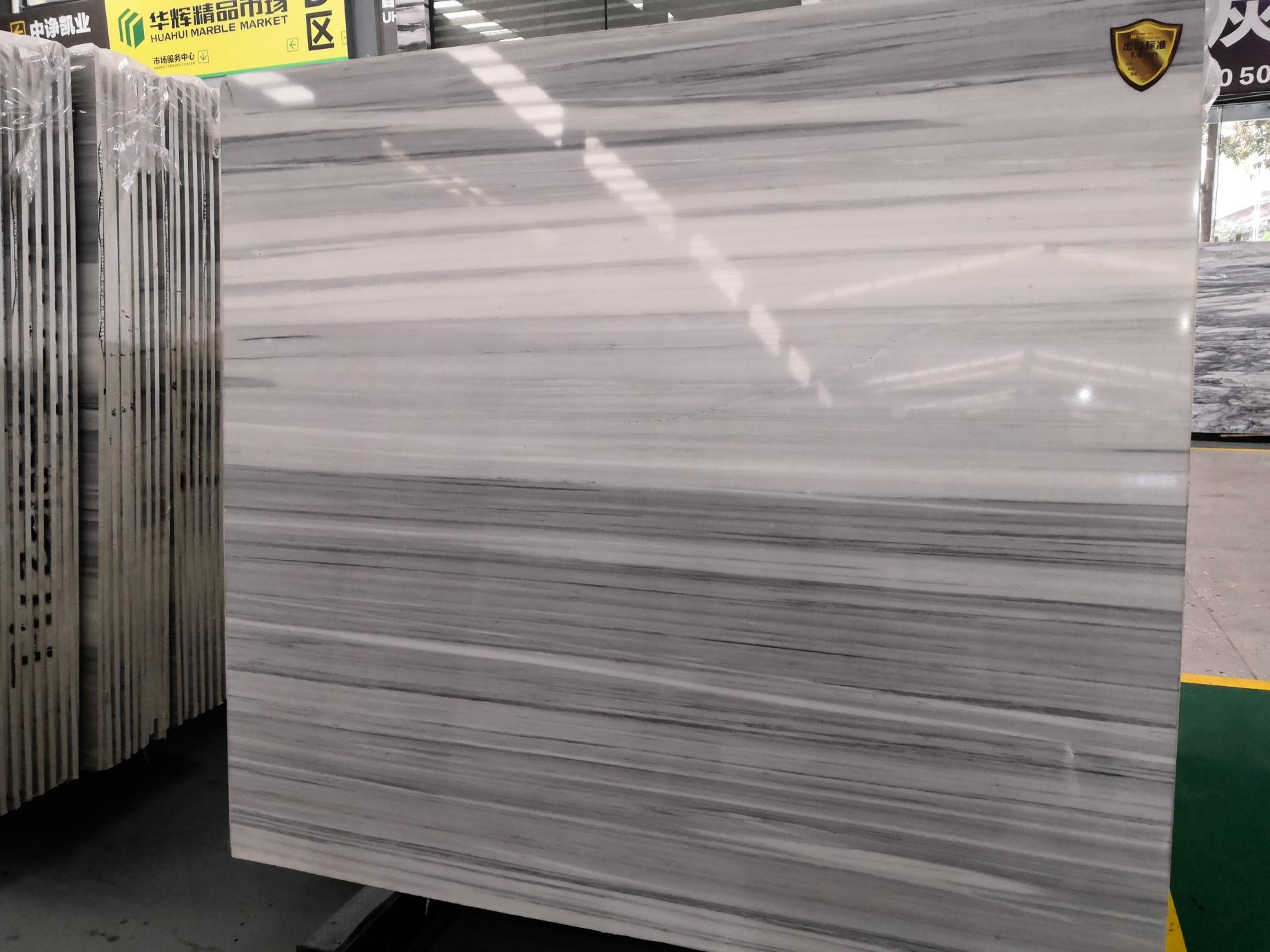 White Marble Polished Slabs from Chinese Supplier