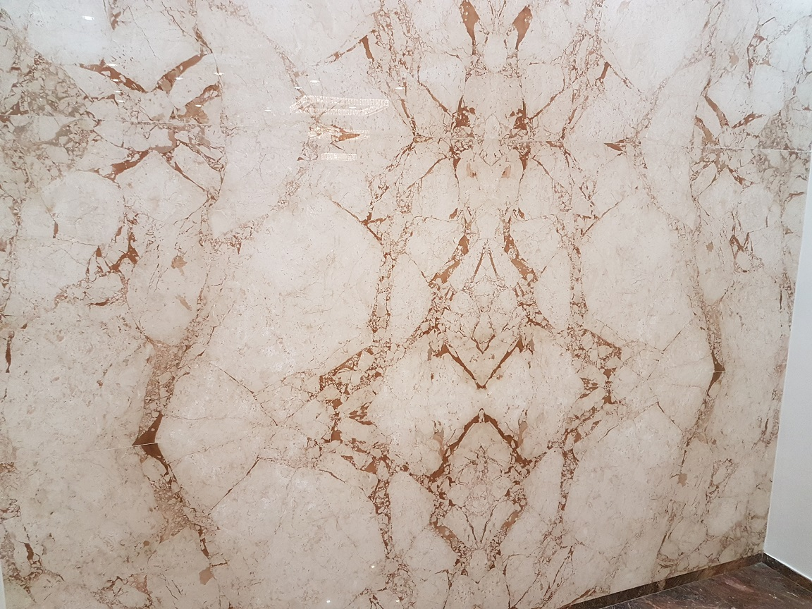 Camelia Beige Marble Wall Tiles