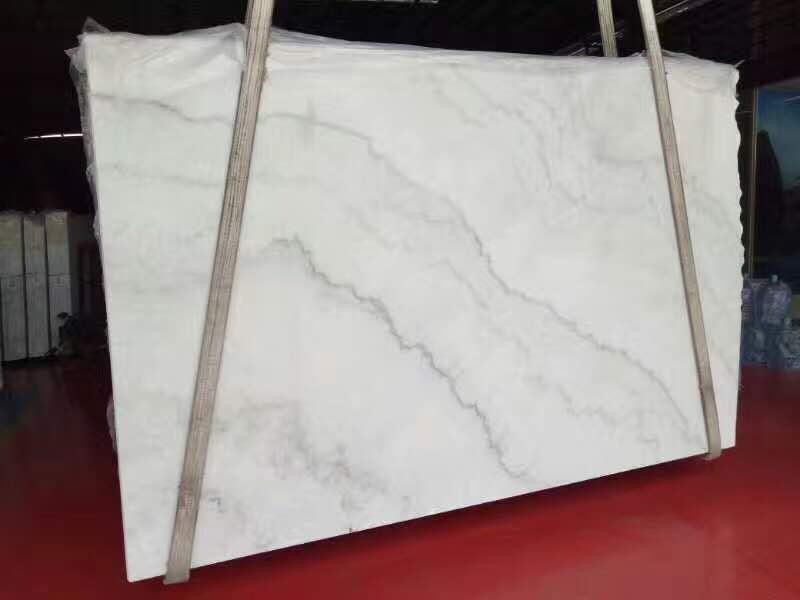 Gx white marble