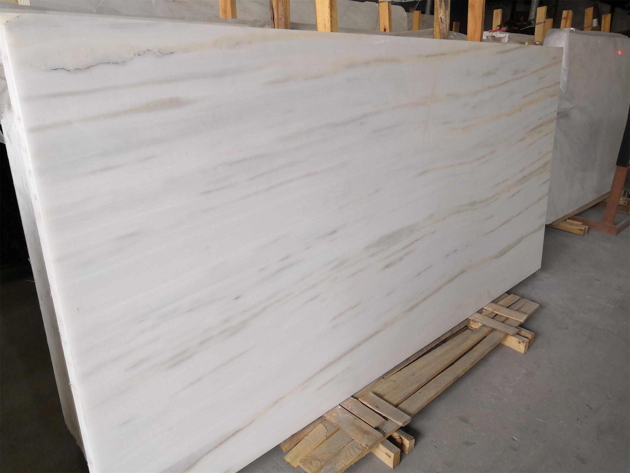 Hanggong White Onyx Polished Onyx Slabs