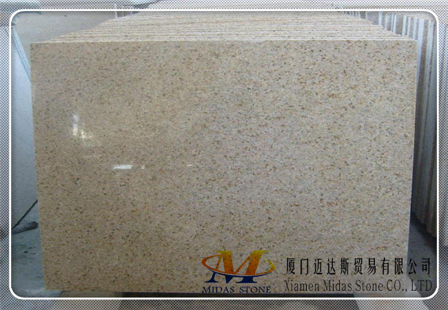 Desert Gold G682 Granite Tiles