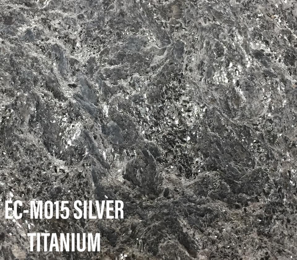 Silver Titanium