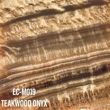 Teakwood Onyx