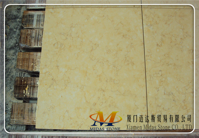 Sunny Beige Marble Tiles