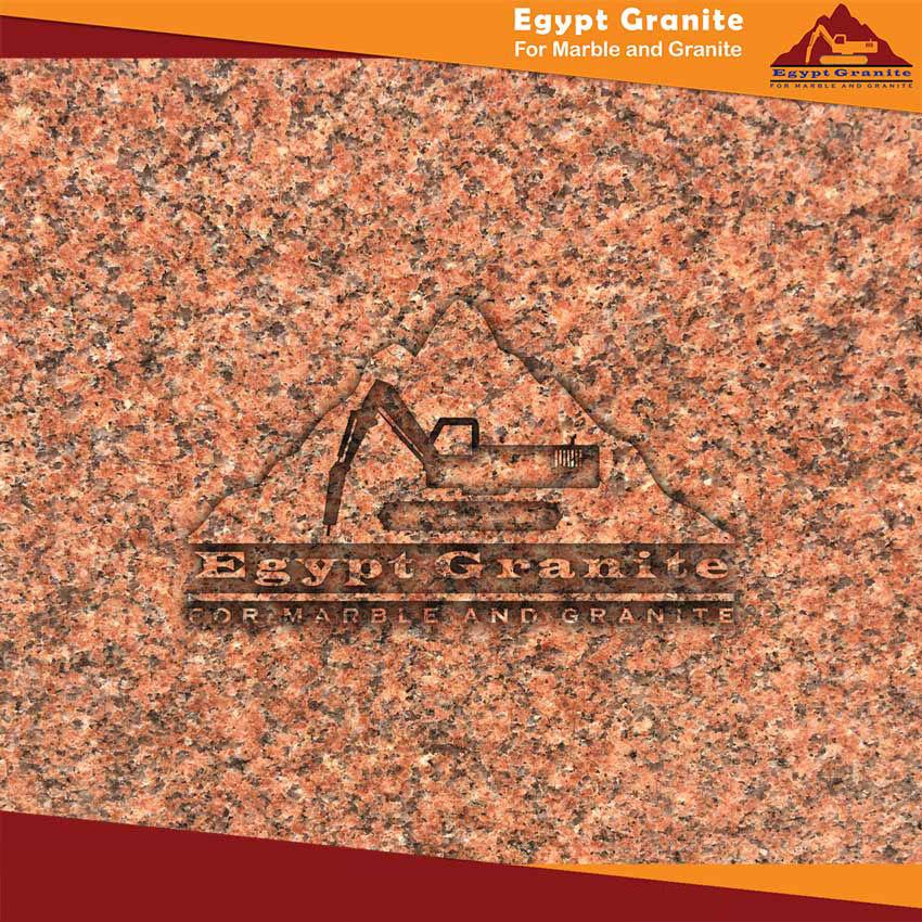 Red forsan granite