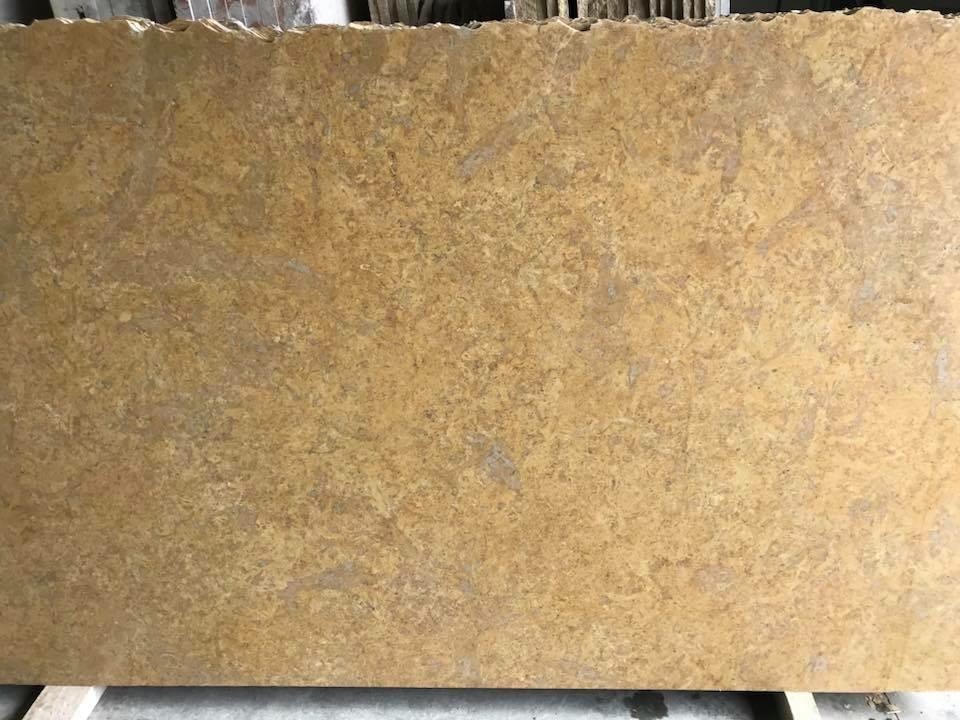 Giallo Provenza Limestone Slabs