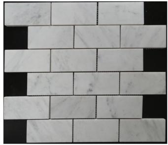 Italy Carrara Marble Mosaics