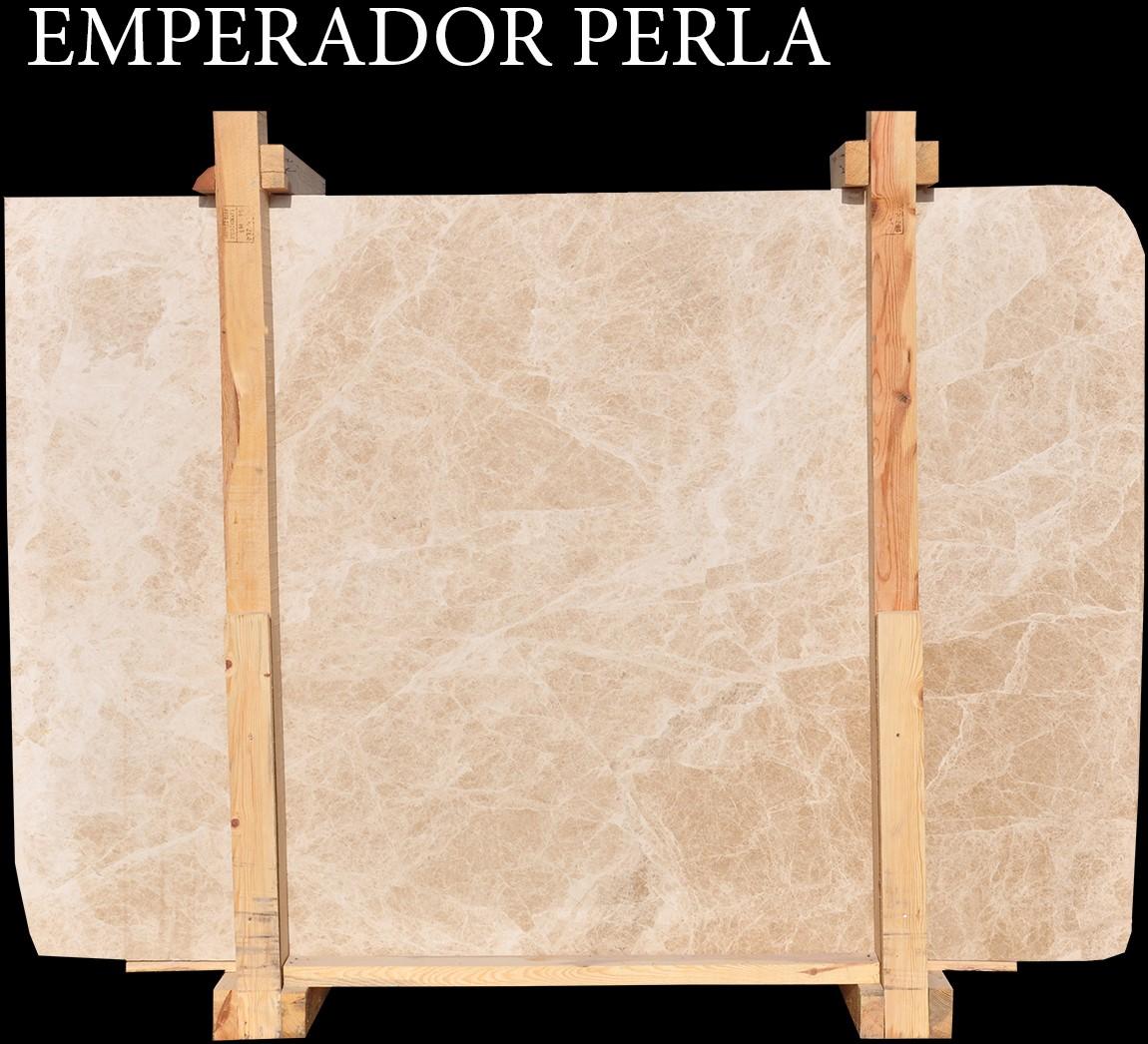 Emperador Perla Slabs