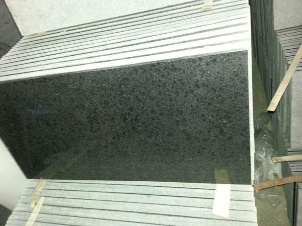 Polished G684 Granite Tile