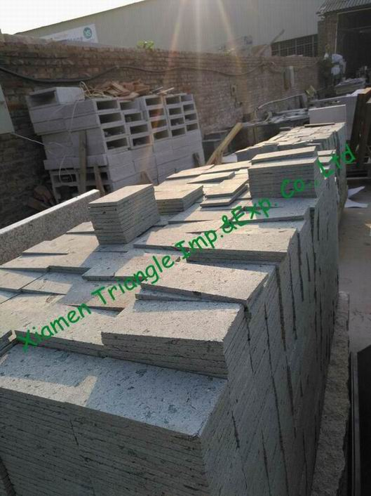 China New Sukabumi Stone Floor Paving Tiles