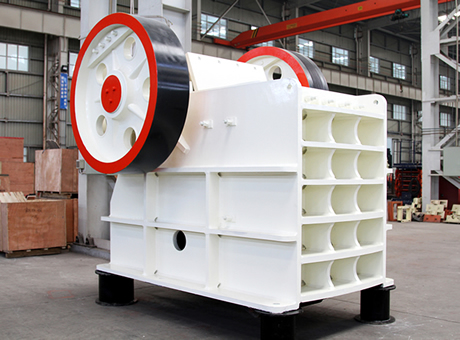 jaw stone crusher