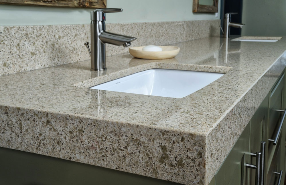 Ivory Coast Quartz Countertop
