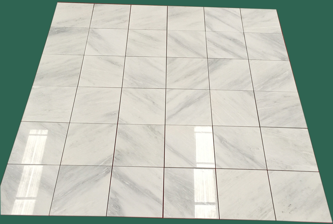 High Quality Natural Stone Tile and Slab Oriental White Marble Tile  China White Marble