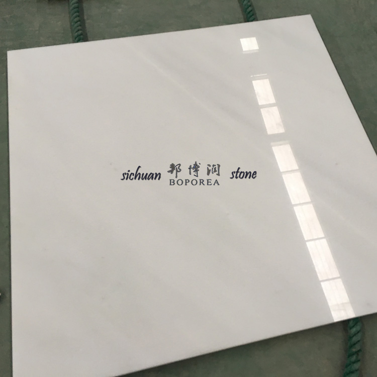 China best selling products high polished grey marble tile