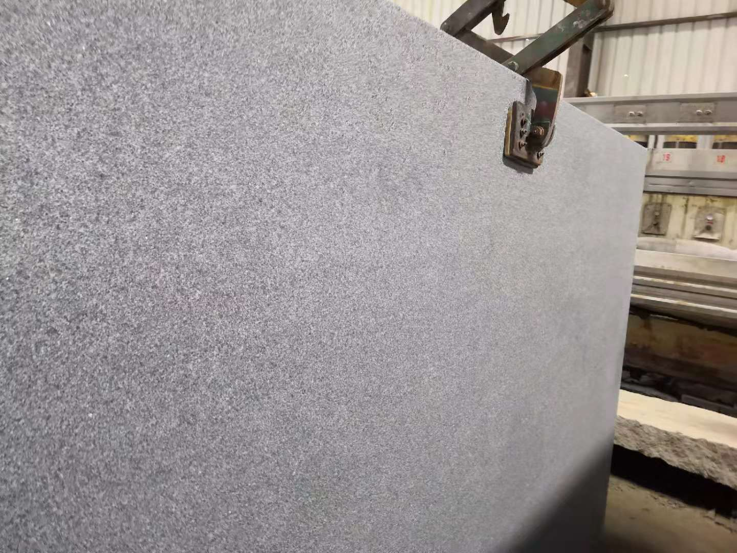 Dark Grey Granite G654 Big Slab Flamed