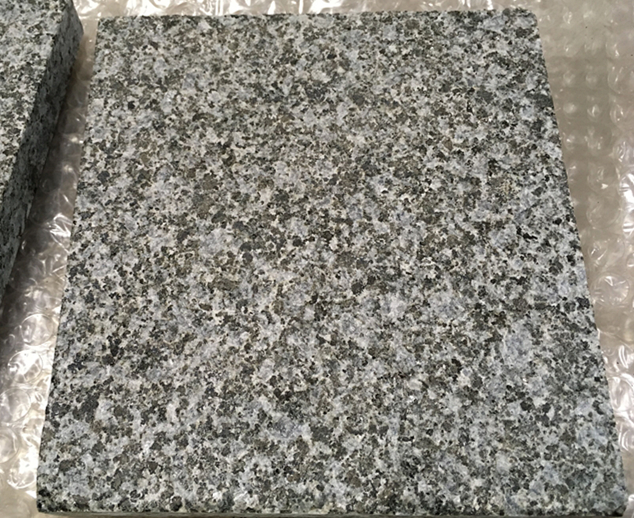 China Nero Impala Granite Tiles