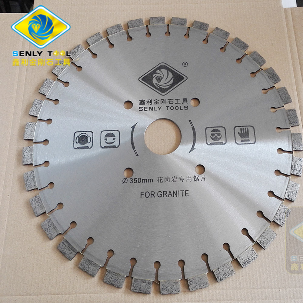 Dia 350mm Diamond Saw Blade for Granite Cutting